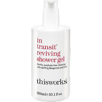 This Works In Transit Reviving Shower Gel