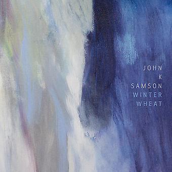 John K Samson - importación de trigo de invierno [CD] Estados Unidos