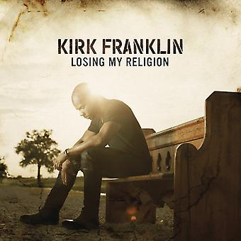 Kirk Franklin - Losing My Religion [CD] USA import