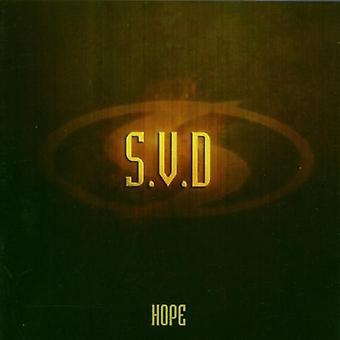 S.V.D. - håb [CD] USA importerer