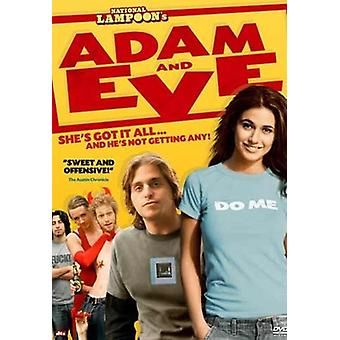 Adam and Eve (DVD)