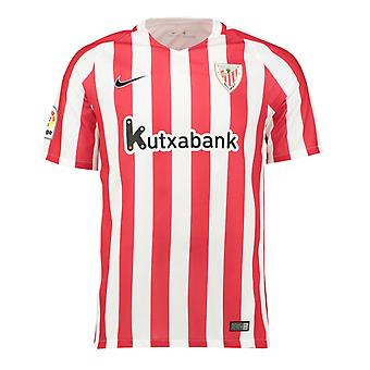 2016-2017 athletic Bilbao Home Nike voetbalshirt