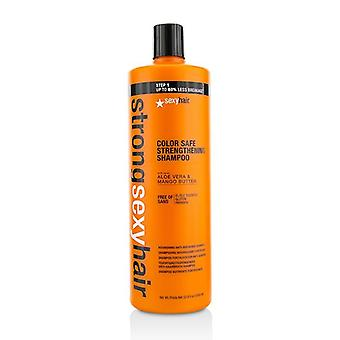 Sexy Hair Concepts Strong Sexy Hair Strengthening Nourishing Anti-Breakage Shampoo - 1000ml/33.8oz