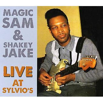 Magic Sam - Magic Sam & Shakey Jake Live at Sylvi [CD] USA import