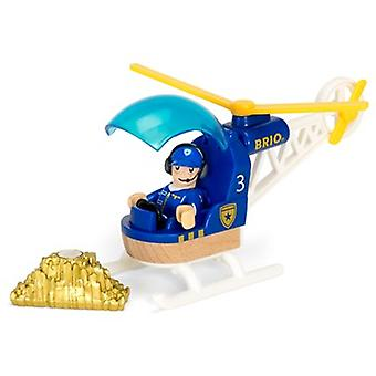 BRIO Police Helicopter  33828