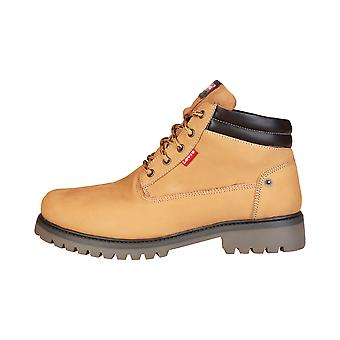 Levis Ankle boots Men Yellow