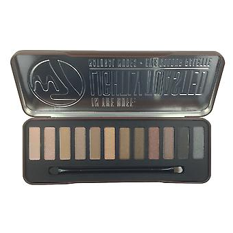 W7 In The Buff: Lightly Toasted Natural Nudes Eye Colour Palette 15.6g