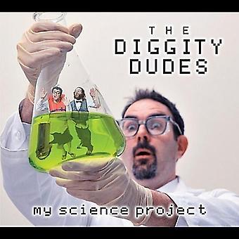 Diggity Dudes - min videnskab projekt [CD] USA importerer