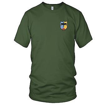 US Navy DD-596 USS Shields gestickt Patch - Kinder T Shirt