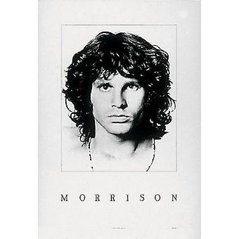 Jim Morrison-Plakat-Druck (20 x 28)