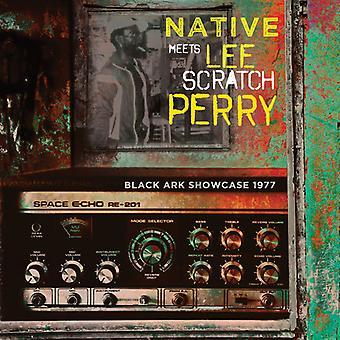 Native voldoet aan Lee Scratch Perry - Black Ark Showcase 1977 [Vinyl] USA import