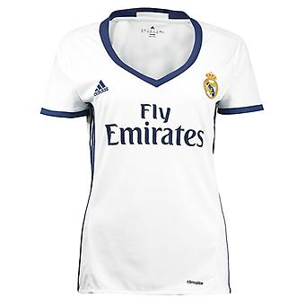 2016-2017 Real Madrid Adidas Womens Home Shirt