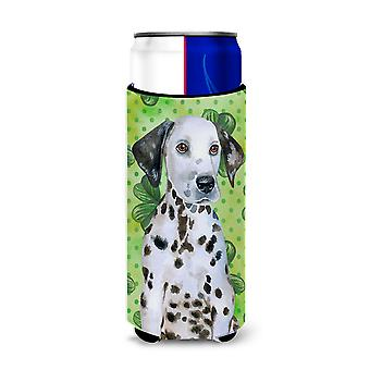 Dalmatian Puppy St Patrick's Michelob Ultra Hugger for slim cans