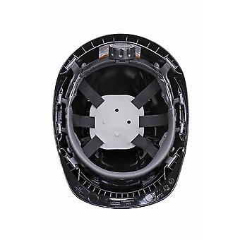 Portwest - сайт безопасность Спецодежда выносливость углерода взгляд шлем шлем серый