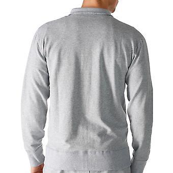メイ 23593 620 人の灰色の固体色のパジャマ パジャマ トップをお楽しみください。