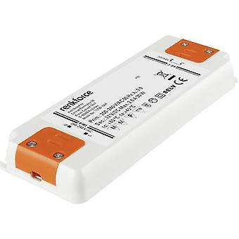LED transformer Constant voltage Renkforce 0.5 up to 30 W 2
