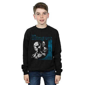 Marvel Spider-Man chłopców Web procarzy Bluza