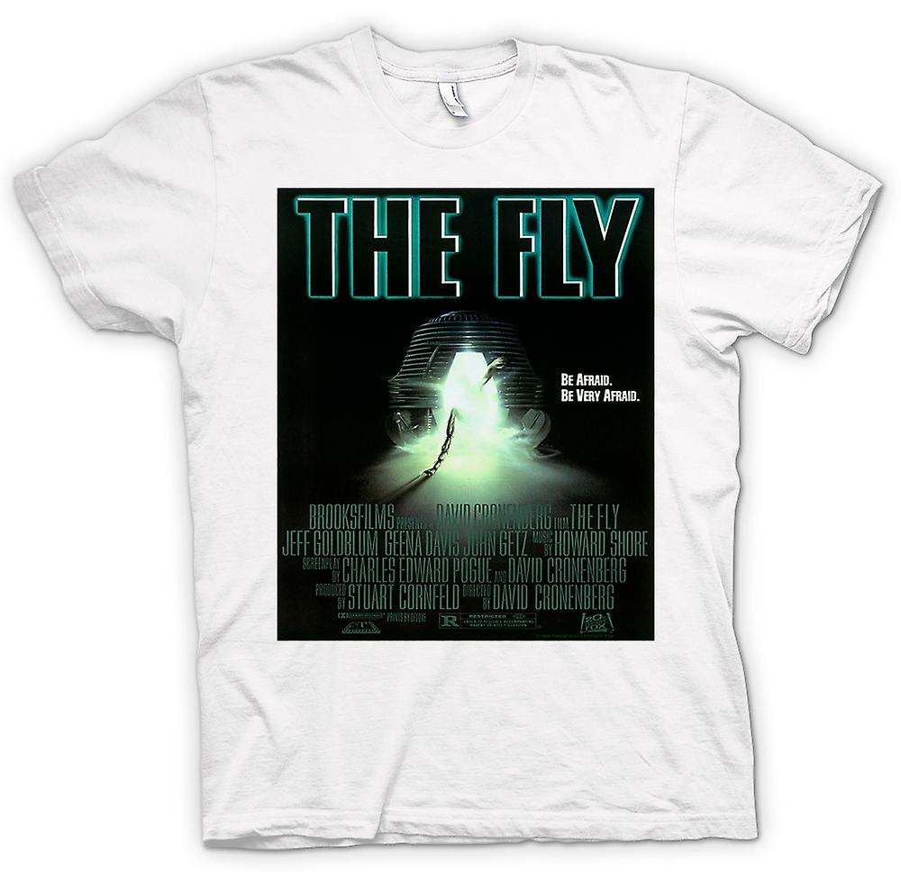 Mens T-shirt - The Fly - Cool Horror Movie