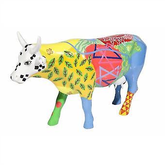 Cow Parade Vaca Gironina (large)