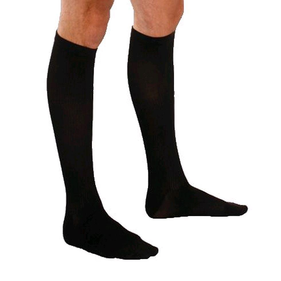 Therafirm Light Mens Support Socks [Style A1] Brown  M