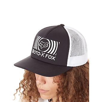 Fox Black Good Timer Womens Trucker Cap