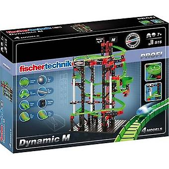Science kit (box) fischertechnik Profi-Dynamic M 533872 7 years and over