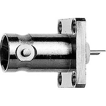 BNC-kontakt ermet socket 50 Ω Telegärtner J01001A0612 1 eller flere PCer