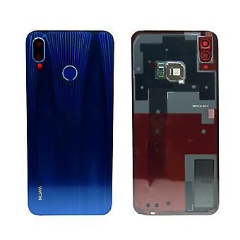 Huawei battery cover battery cover battery cover blue for P20 Lite / dual / 02351VNU repair new