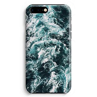 iPhone 8 Plus Full Print Case (Glossy) - Ocean Wave