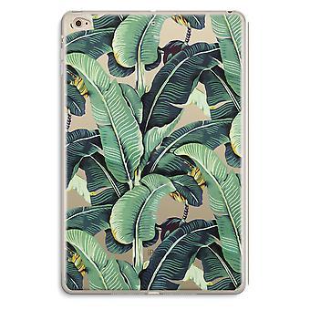 iPad Mini 4 Transparent Case (Soft) - Banana leaves