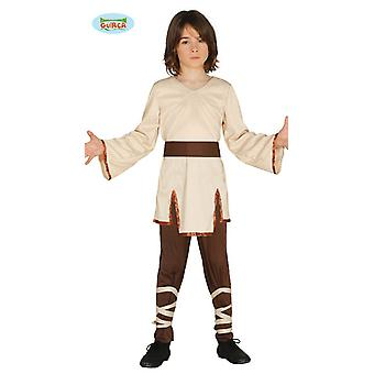 Guirca of spiritual master of the stars Knight costume for boys Warrior child costume
