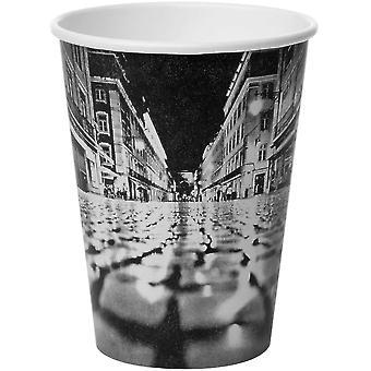 Dart Parisian Single Wall Hot Cup 12oz