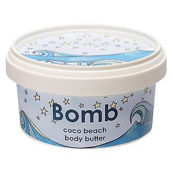 Bomb Cosmetics Body Butter Coco Beach 210ml