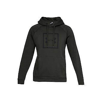 Under Armour Rival Fleece Logo Hoodie  1329745-357 Mens sweatshirt