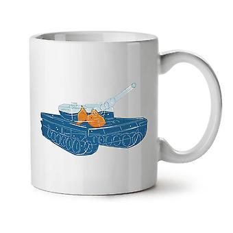 Fish Tank Pun NEW White Tea Coffee Ceramic Mug 11 oz | Wellcoda