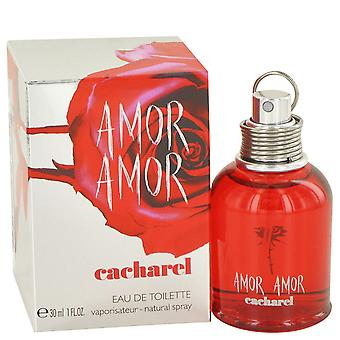 Amor Amor Perfume by Cacharel EDT 30ml
