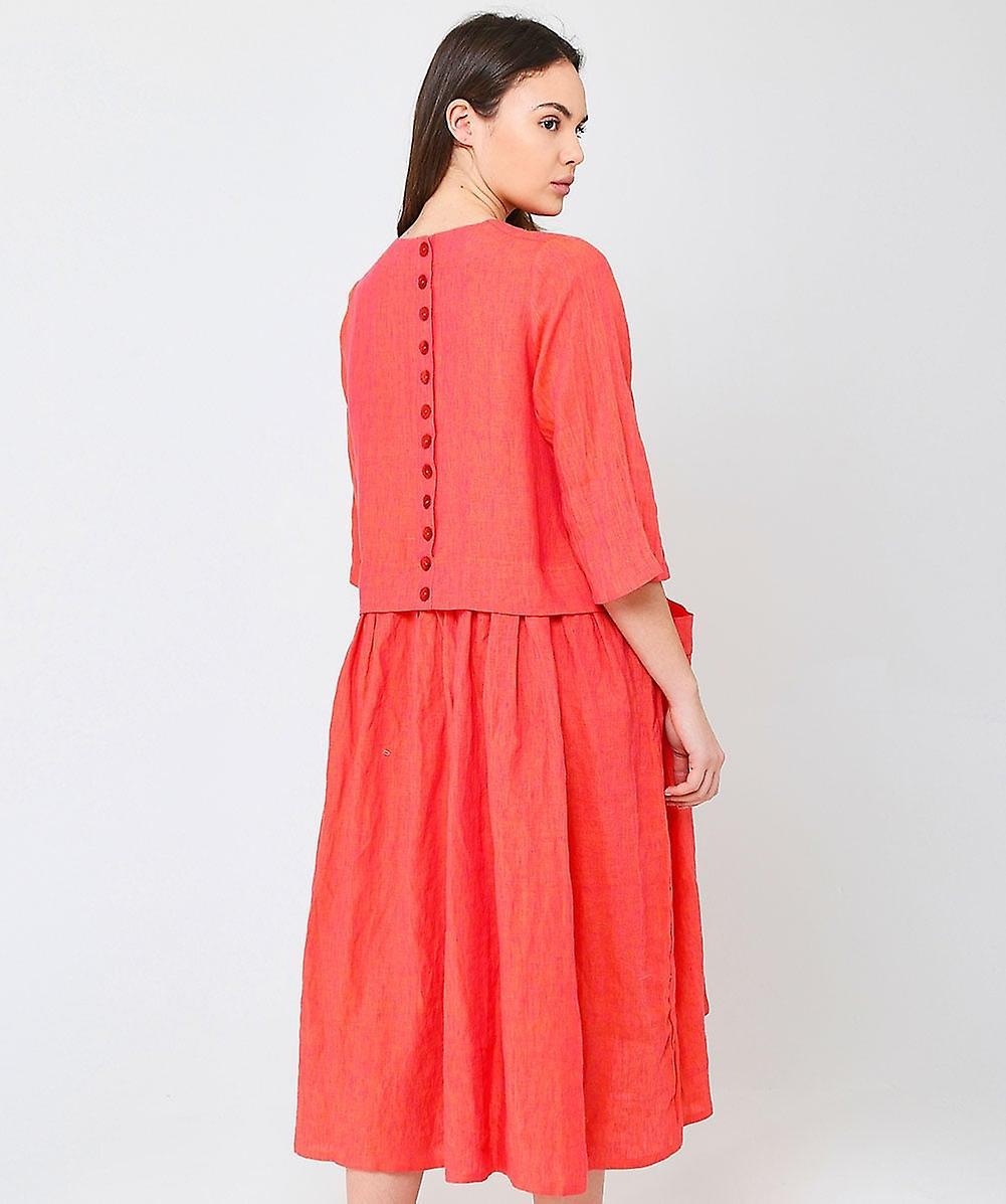 50616e90a94d Ralston linne Della klänning | Fruugo