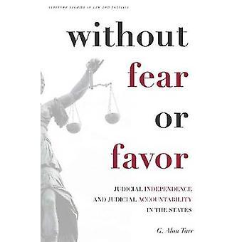 Sin temor ni Favor - Independencia Judicial y Judicial encontrar