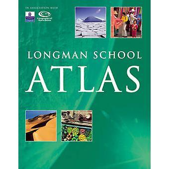 Longman Szkoła Atlas przez Stephen Scoffham - 9781405822640 książki