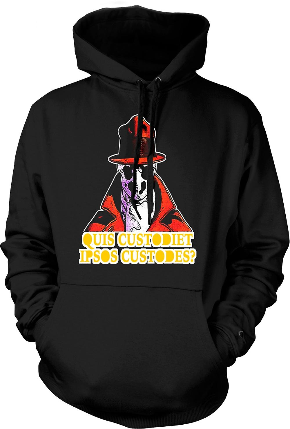 Kids Hoodie - Who Watches The Watchmen New World Order
