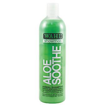 Wahl aloesu łagodzi szampon 500ml