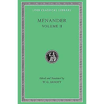 Menandro - v. 2 por Menandro - w. Geoffrey Arnott - W.G. Arnott - 97806