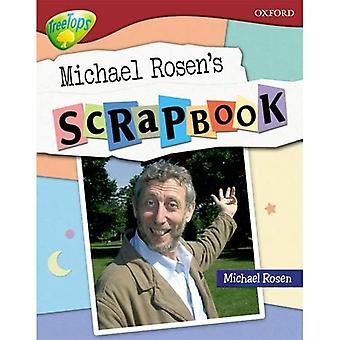 Oxford Reading Tree: Stage 15: TreeTops Non-fiction: Michael Rosen's Scrapbook (Treetops Non Fiction)