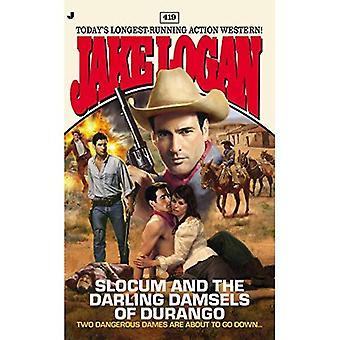 Slocum and the Darling Damsels of Durango (Jake Logan)