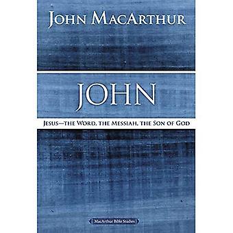 MACARTHUR/JOHN SC (MacArthur Bible Studies)