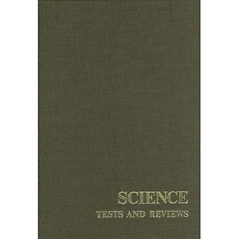 Science Tests and Reviews: A Monograph Consisting of the Science Sections of the Seven Mental Measurements Yearbooks...