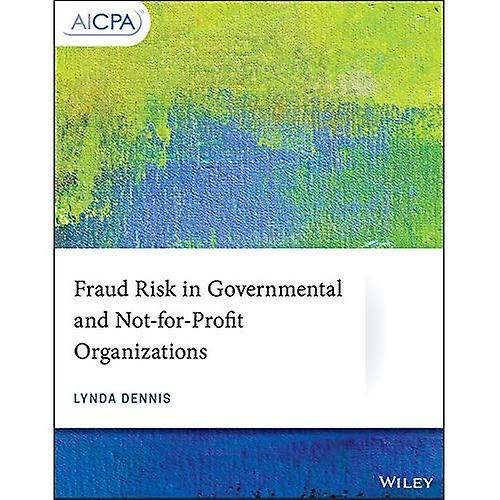 Fraud Risk in GovernHommestal and Not-for-Profit Organizations