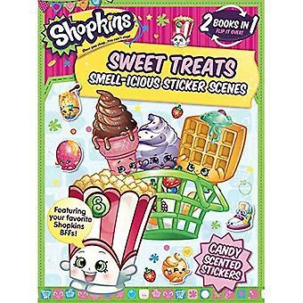 Shopkins Sweet Treats/Cheeky Chocolate (Flip Book)
