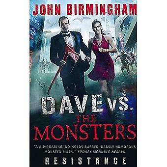 Dave vs monster: motstånd (David Hooper 2)