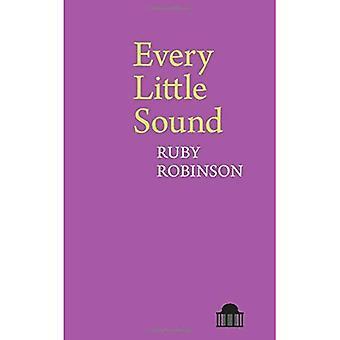 Varje litet ljud (Pavilion poesi)